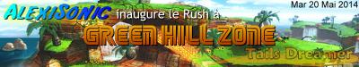 Chao Garden Rush : Green Hill Zone Alrush10