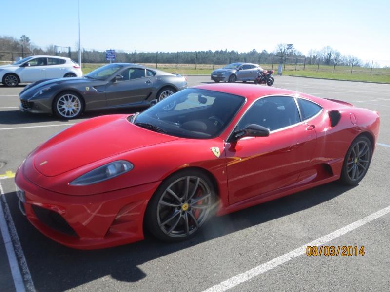 Sortie Ferrari Haute Saintonge Img_6515