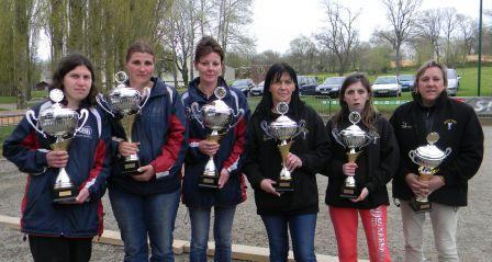 Championnat Triplette sénior et Féminine à Ernée 2014 _ch_f_10
