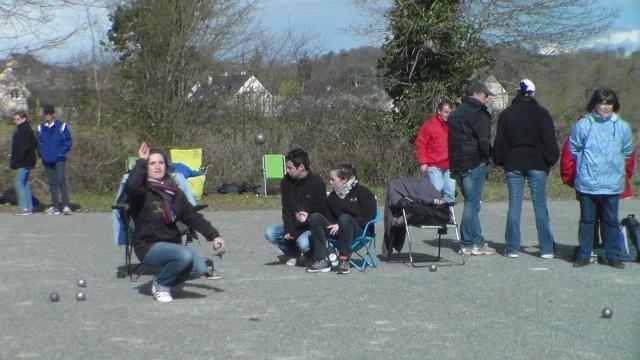 Championnat Doublette Mixte à ST Jean s/Mayenne 2014 Sam_6111