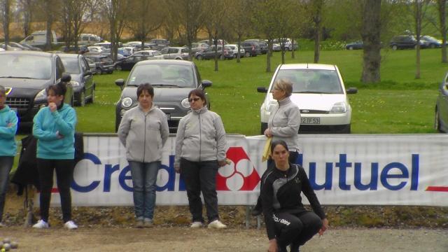 Championnat Triplette sénior et Féminine à Ernée 2014 Sam_6216