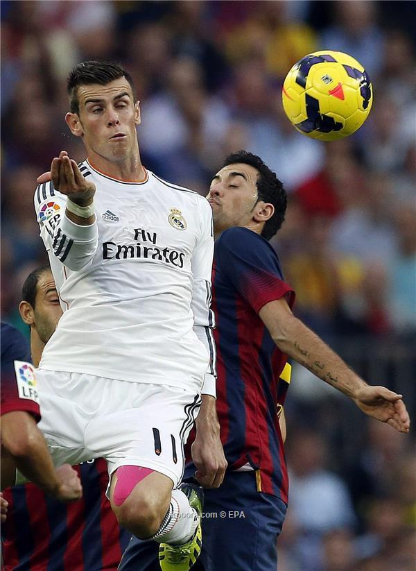 انتقدت غالبية الصحف والمواقع الإنجليزية ،الأداء الذي قدمه أغلى لاعب العالم في العالم الويلزي جاريث Epa_so10