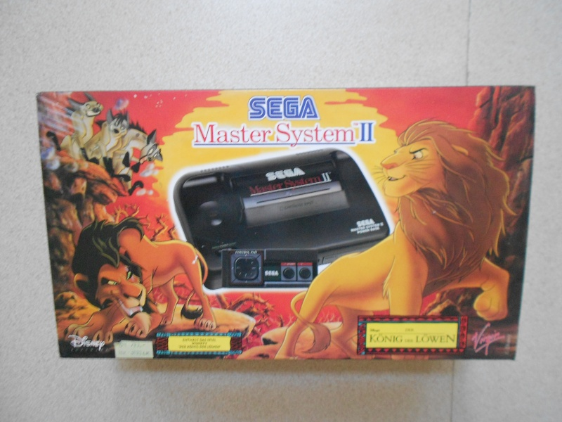 Master System II Pack Le Roi Lion Photo_16