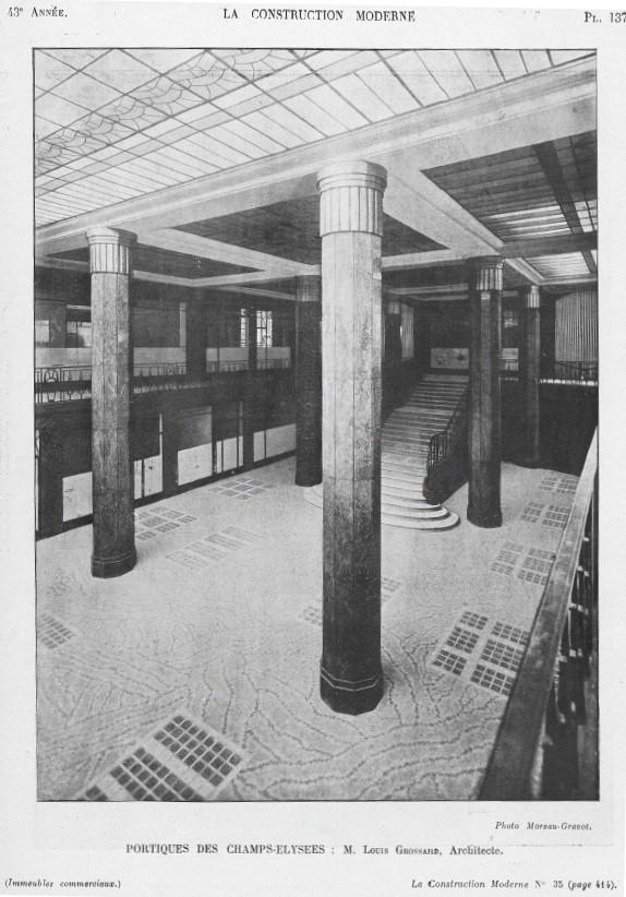 Orgue Convers (1927-1928) du temple d'Amiens Portiq10