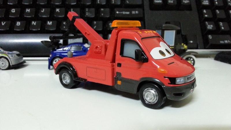 [Cars 2] Towing Eoin _5712