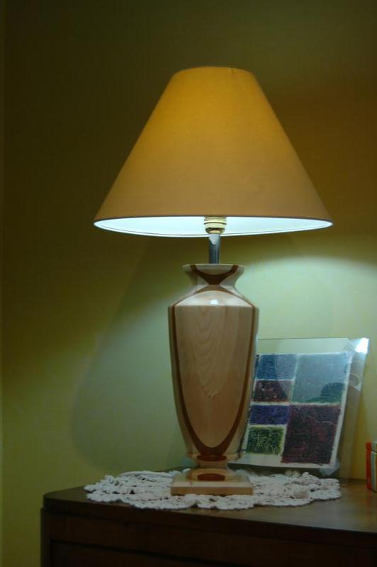 [Pas à pas] Un pied de lampe 2511