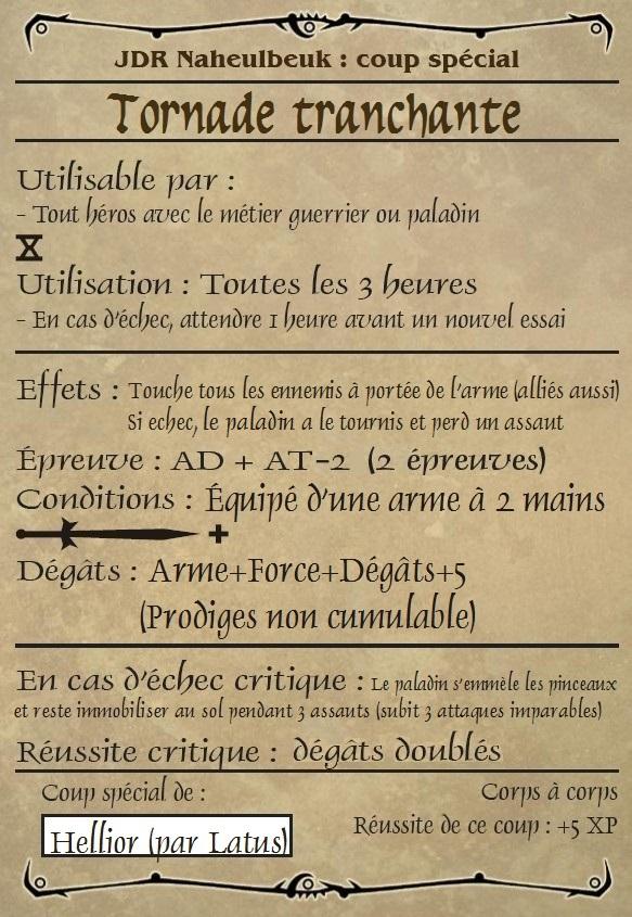 Hellior, Le Paladin de Khornettoh O7n50610
