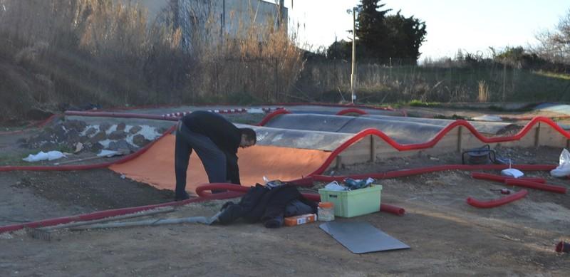 Scéance travaux le Dimanche 09 Février 0412