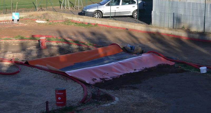 Scéance travaux le Dimanche 09 Février 0612