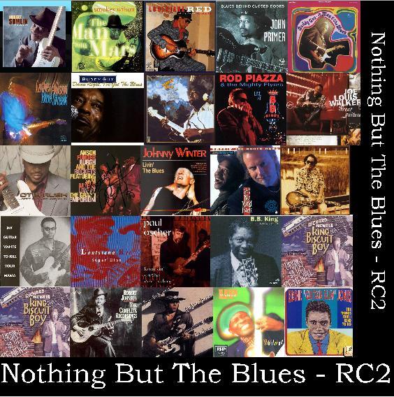 [RnB/Blues] Playlist Nothin10