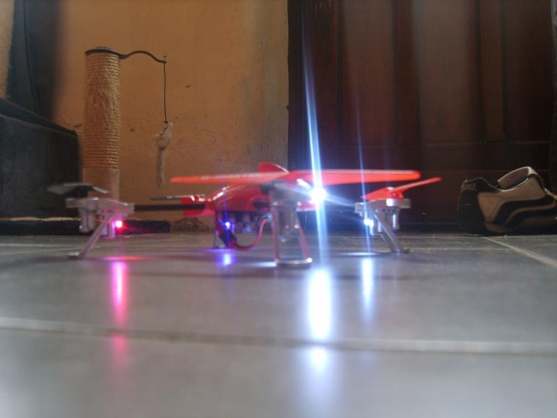 quadricopter modelco S8309611