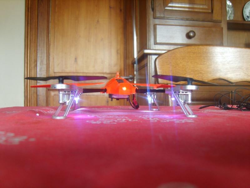 quadricopter modelco S8309612