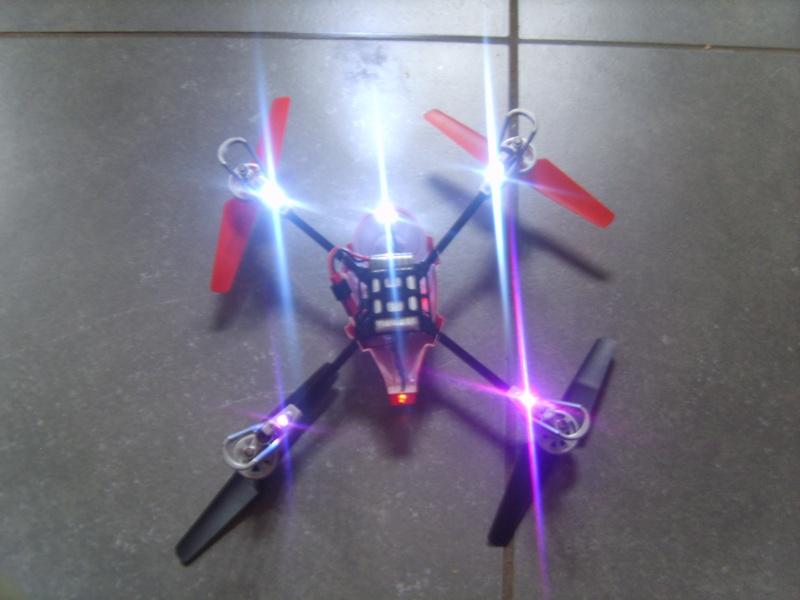 quadricopter modelco S8309613