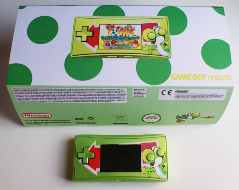 -= CUSTOM GAME BOY (Fat, Pocket et Color) =-  Gbmicr10