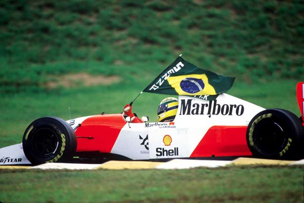 Ayrton Senna da Silva - Hommage... - Page 4 11211