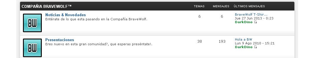 BraveWolf : Desarrollo de Video-juegos Indie - Portal Nv211
