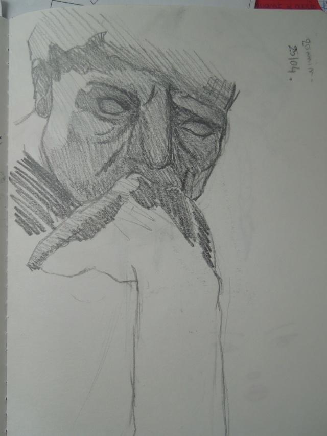 du noir au blanc - Page 5 Penseu10