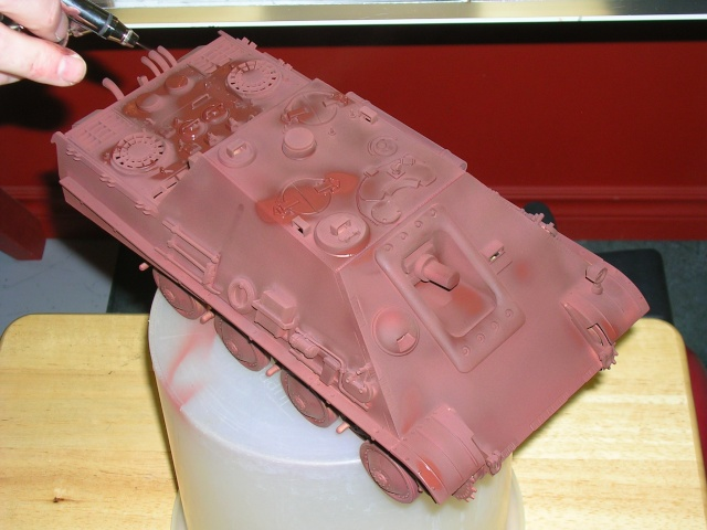 Jagdpanther WW II 1/25 Défi Killroytech Ant_ta12
