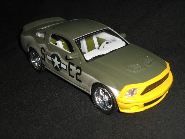 Mustang et P-51 Granby12