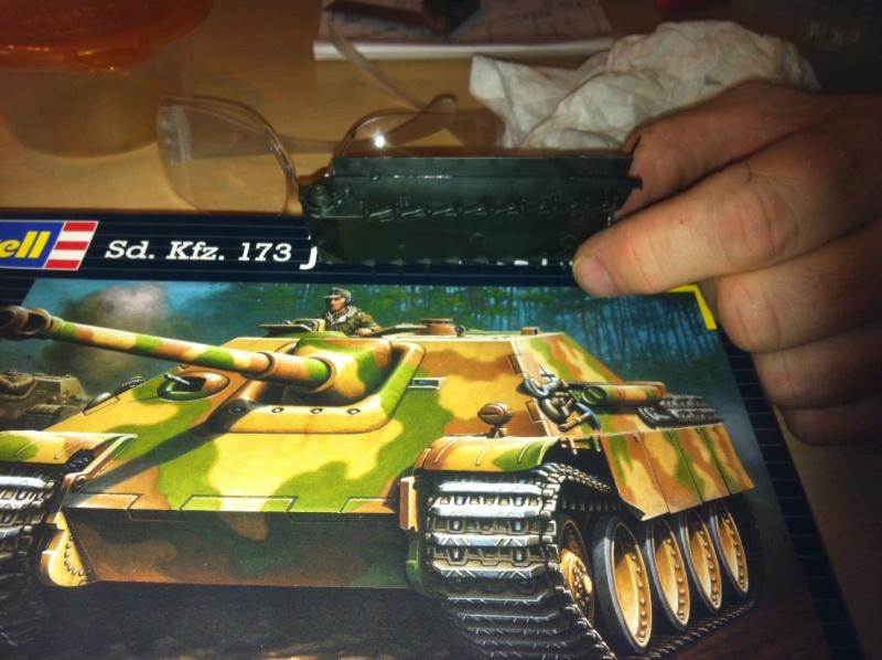 Jagdpanther WW II 1/25 Défi Killroytech Jagdpa10