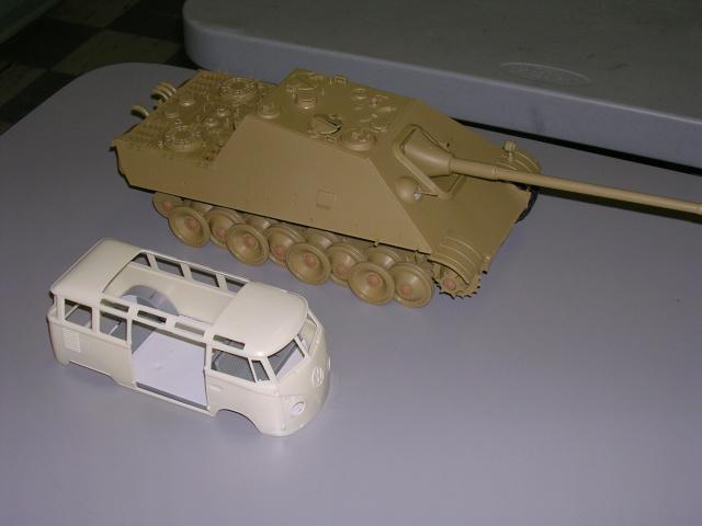 Jagdpanther WW II 1/25 Défi Killroytech - Page 2 Meetin10