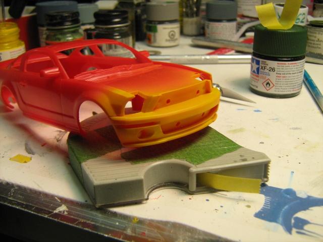 Mustang 2007 1/32  Mustan10