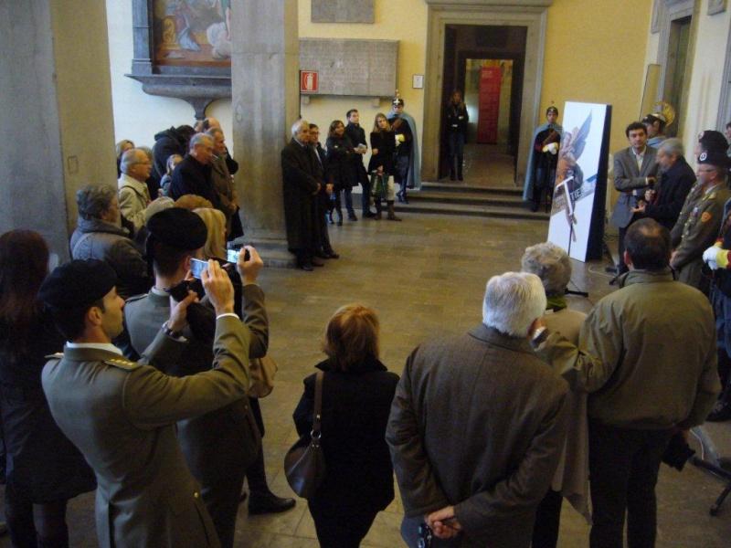 PRESENTAZIONE DEL DIORAMA DI MONTEBELLO AL MUSEO DEL RISORGIMENTO DI UDINE 1_il_d10