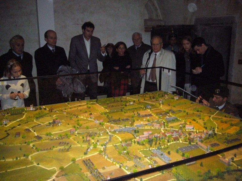 PRESENTAZIONE DEL DIORAMA DI MONTEBELLO AL MUSEO DEL RISORGIMENTO DI UDINE 3_la_p10