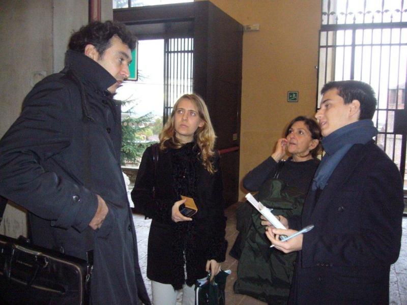 PRESENTAZIONE DEL DIORAMA DI MONTEBELLO AL MUSEO DEL RISORGIMENTO DI UDINE 5_l_in10