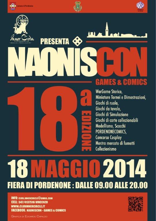 NAONISCON 2014 Flayer10