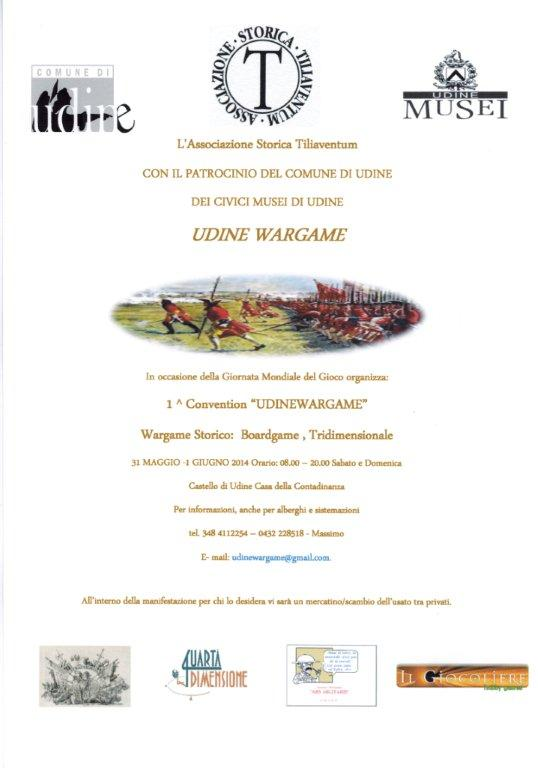 UDINE WARGAME Locand13