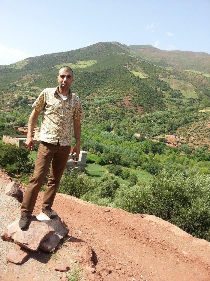 Suivez Mimouni junior sur les traces de nos ancestres Amazigh , Marrakech Merzouga Rissani dades Mimoun16