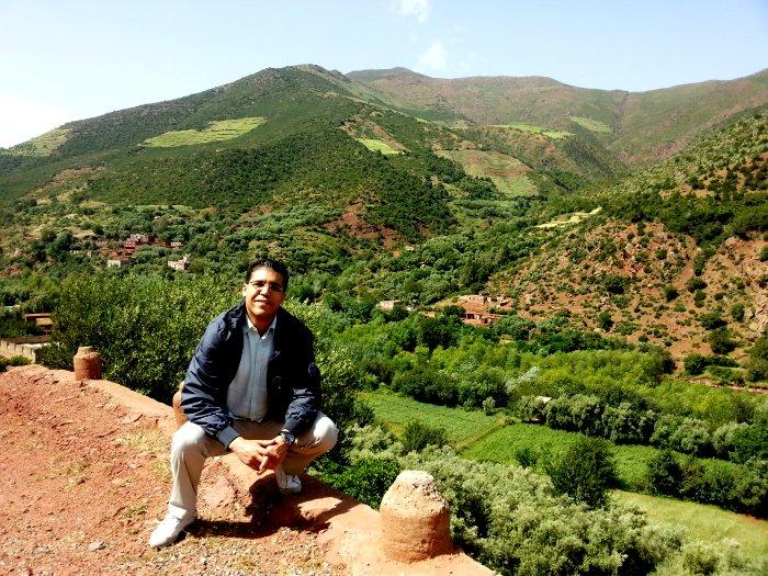 Suivez Mimouni junior sur les traces de nos ancestres Amazigh , Marrakech Merzouga Rissani dades Mimoun17