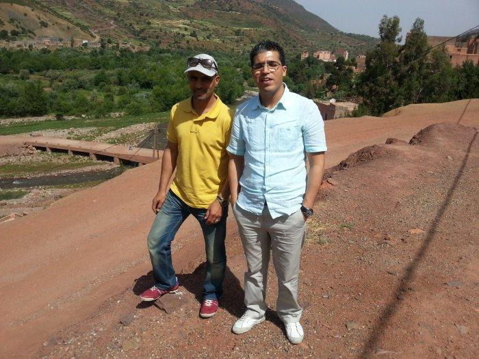 Suivez Mimouni junior sur les traces de nos ancestres Amazigh , Marrakech Merzouga Rissani dades Mimoun19