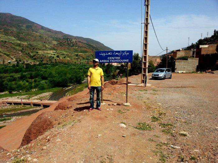 Suivez Mimouni junior sur les traces de nos ancestres Amazigh , Marrakech Merzouga Rissani dades Mimoun20