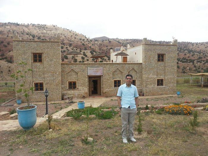 Suivez Mimouni junior sur les traces de nos ancestres Amazigh , Marrakech Merzouga Rissani dades Mimoun29
