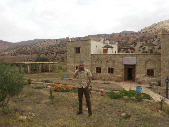 Suivez Mimouni junior sur les traces de nos ancestres Amazigh , Marrakech Merzouga Rissani dades Mimoun30