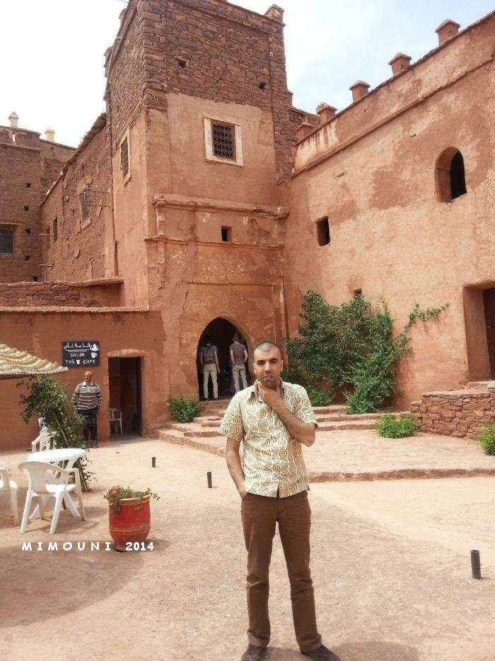 Suivez Mimouni junior sur les traces de nos ancestres Amazigh , Marrakech Merzouga Rissani dades Mimoun38