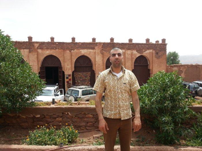 Suivez Mimouni junior sur les traces de nos ancestres Amazigh , Marrakech Merzouga Rissani dades Mimoun39