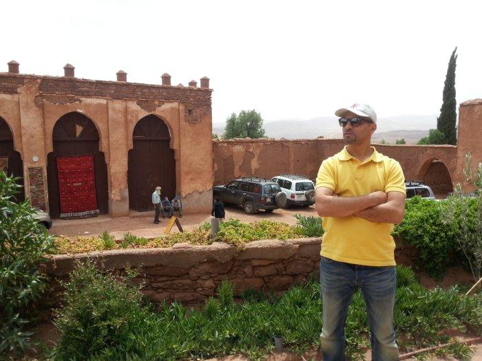 Suivez Mimouni junior sur les traces de nos ancestres Amazigh , Marrakech Merzouga Rissani dades Mimoun40