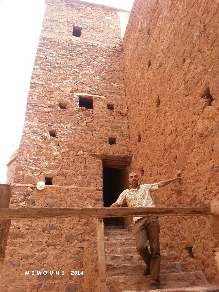 Suivez Mimouni junior sur les traces de nos ancestres Amazigh , Marrakech Merzouga Rissani dades Mimoun41