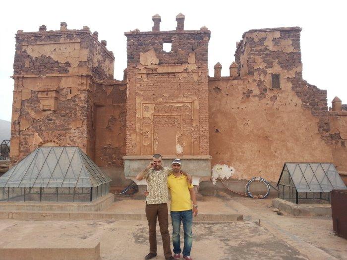 Suivez Mimouni junior sur les traces de nos ancestres Amazigh , Marrakech Merzouga Rissani dades Mimoun48