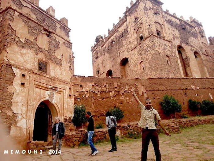 Suivez Mimouni junior sur les traces de nos ancestres Amazigh , Marrakech Merzouga Rissani dades Mimoun50