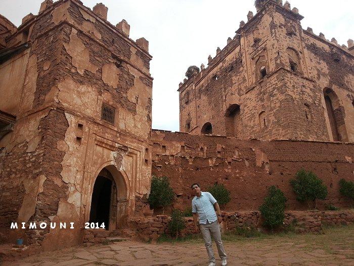 Suivez Mimouni junior sur les traces de nos ancestres Amazigh , Marrakech Merzouga Rissani dades Mimoun52