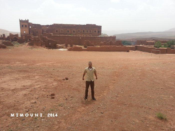 Suivez Mimouni junior sur les traces de nos ancestres Amazigh , Marrakech Merzouga Rissani dades Mimoun53
