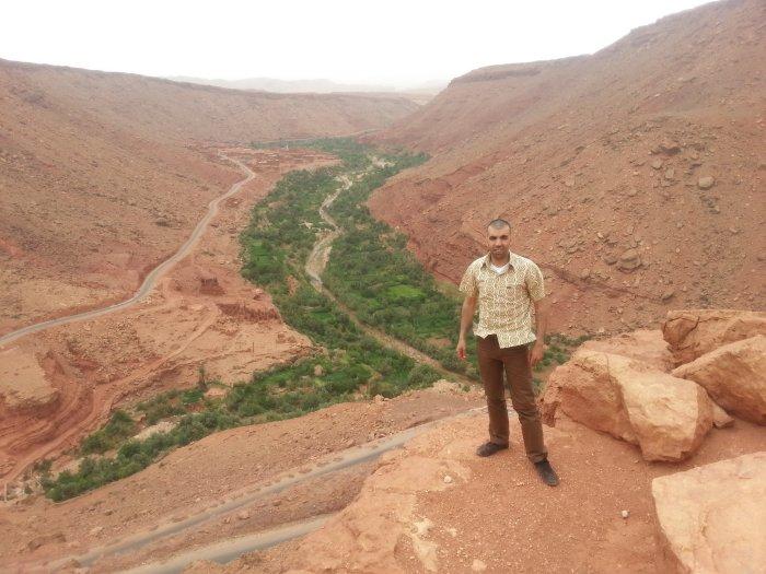 Suivez Mimouni junior sur les traces de nos ancestres Amazigh , Marrakech Merzouga Rissani dades Mimoun57