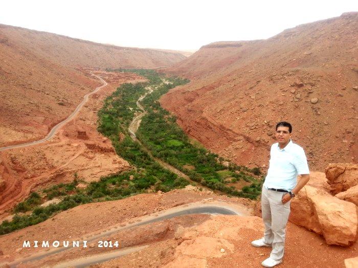 Suivez Mimouni junior sur les traces de nos ancestres Amazigh , Marrakech Merzouga Rissani dades Mimoun58