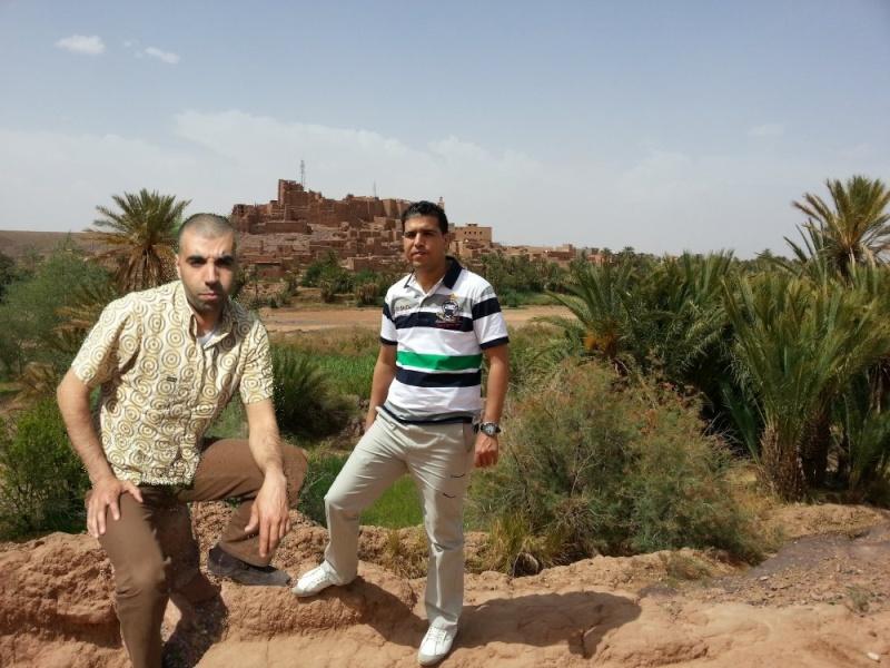 L'autre Maroc , Circuit découverte Ouarzazate dades Taroudant non stop - Page 2 Mimoun68