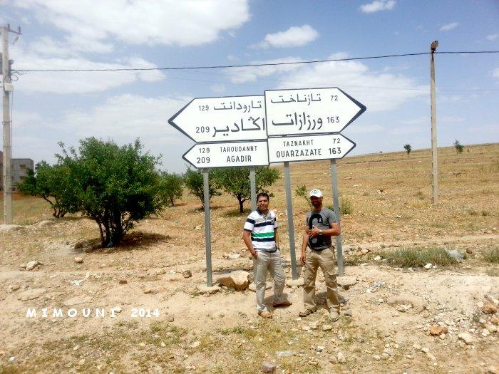L'autre Maroc , Circuit découverte Ouarzazate dades Taroudant non stop - Page 2 Mimoun87