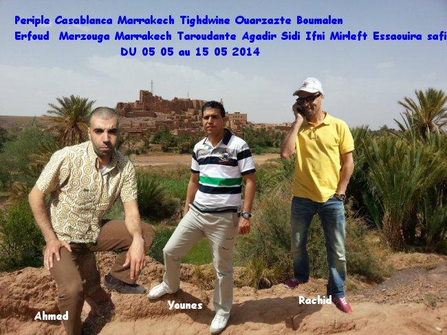 L'autre Maroc , Circuit découverte Ouarzazate dades Taroudant non stop - Page 2 Mimoun97